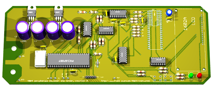 Eagle 3D board rendering