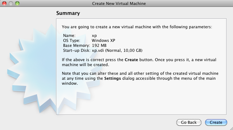 Windows XP and PicoScope Installation on a Mac With VirtualBox: 5 Steps
